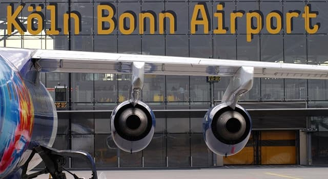 Geography Trivia Question: Cologne/Bonn International Airport is named after which German Chancellor?