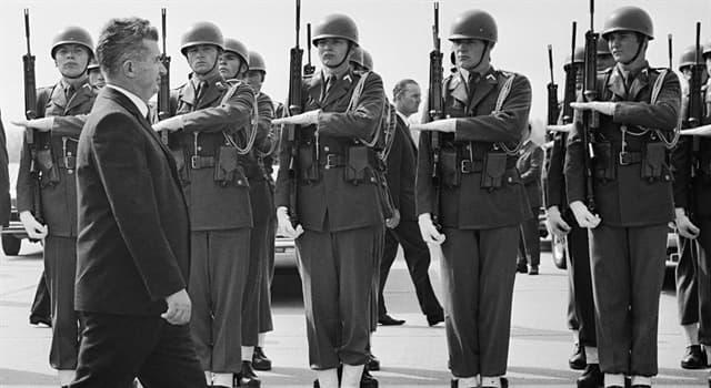 Geschichte Wissensfrage: Die Securitate war ab 1948 Geheimpolizei welches Staates?