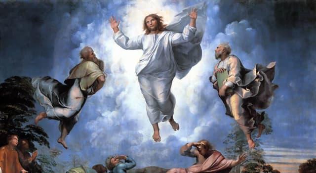 """Kultur Wissensfrage: """"Die Transfiguration"""" ist das letzte Gemälde von welchem bekannten Maler?"""