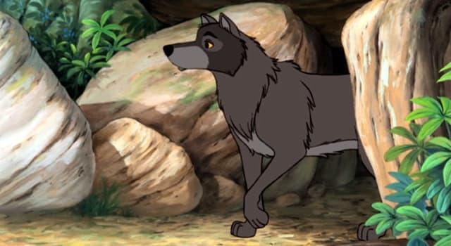 Kultur Wissensfrage: Die Wölfin Raksha ist eine Figur aus welchem Kinderbuch?