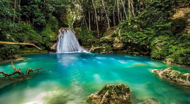 Geografia Pytanie-Ciekawostka: Do którego kontynentu przynależy Jamajka?