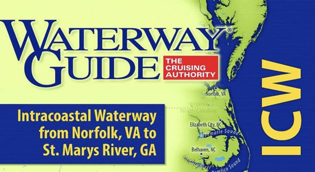 Society Trivia Question: How do US Intracoastal Waterway (ICW) channel markers differ from standard marine navigation aids?