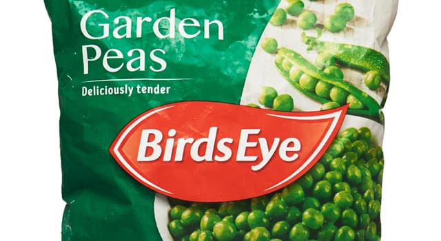 Movies & TV Trivia Question: In 1972, which actress appeared in a UK television advert for Birds Eye frozen peas?