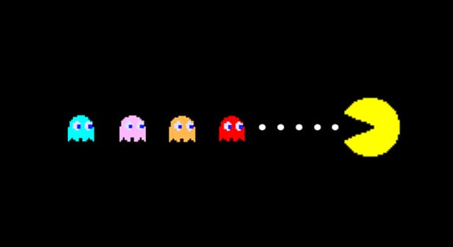 Culture Trivia Question: In the arcade game Pac-Man, what was the inspiration for the Pac-Man character?