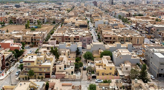 Geography Trivia Question: In which country is the city of Kirkuk?