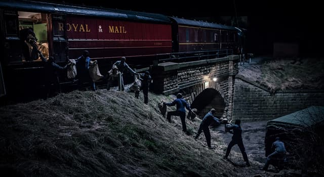 Society Trivia Question: In which English county did the Great Train Robbery take place?