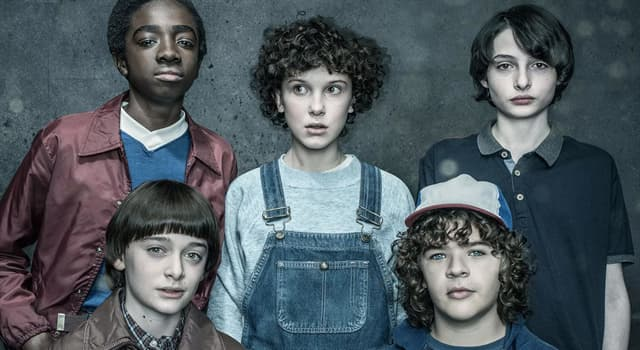 """Movies & TV Trivia Question: In which fictional town is the American science fiction TV series """"Stranger Things"""" set?"""