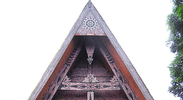 Culture Trivia Question: In which of the South East Asian countries listed is 'Gorga' a form of artistic decoration?