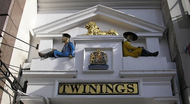 Geography Trivia Question: In which U.K. city is the 'Twinings Museum' located?