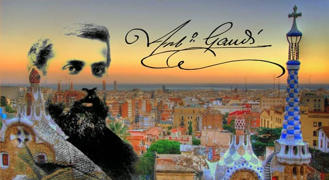 History Trivia Question: In which U.S. city was a proposed project by architect Antoni Gaudí commissioned but never built?