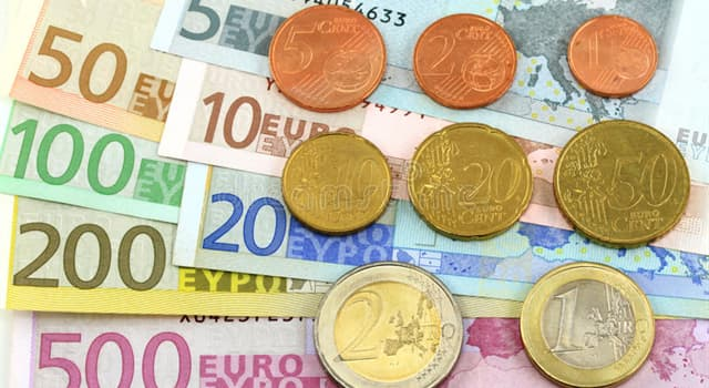 History Trivia Question: In which year did euro notes and coins begin to be circulated?