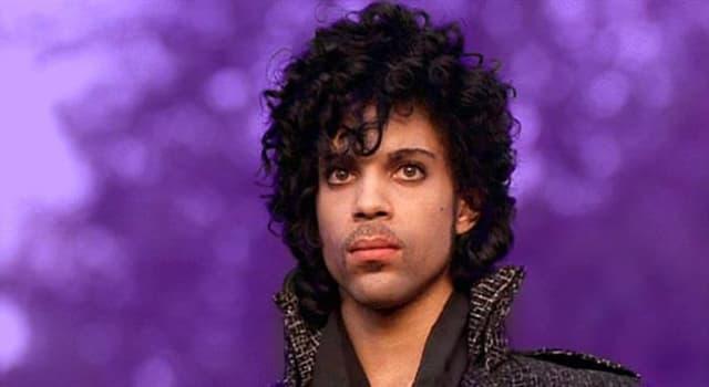 Kultura Pytanie-Ciekawostka: Jak brzmi pełne imię Prince'a?