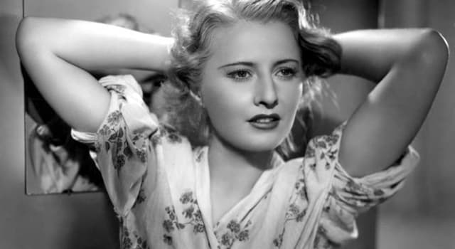Filmy Pytanie-Ciekawostka: Jaką fikcyjną postać przedstawia ten obraz z filmu z 1937 roku z udziałem Barbary Stanwyck?