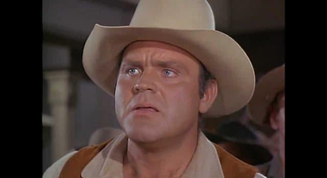 """Filmy Pytanie-Ciekawostka: Jak naprawdę nazywała się postać """"Hoss"""" Cartwright w programie telewizyjnym """"Bonanza""""?"""