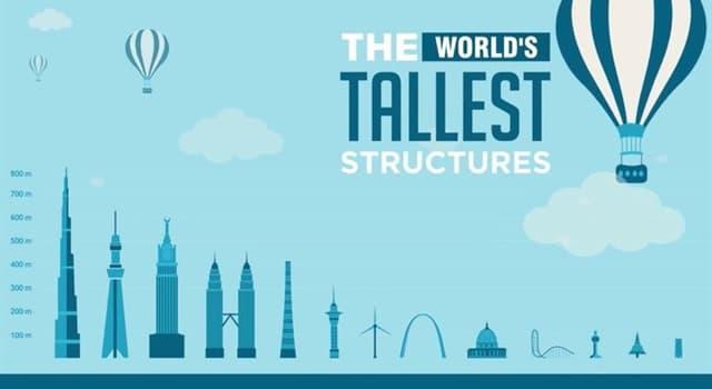 historia Pytanie-Ciekawostka: Która z tych pradawnych konstrukcji była najwyższym budynkiem na świecie do 1300 roku?