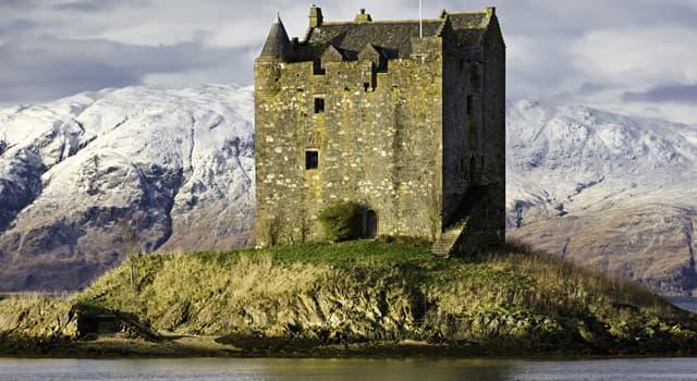 historia Pytanie-Ciekawostka: Jaka była rzymska nazwa Szkocji?