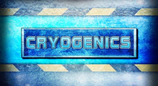 nauka Pytanie-Ciekawostka: Jaki pierwiastek ma kluczowe znaczenie w kriogenice?