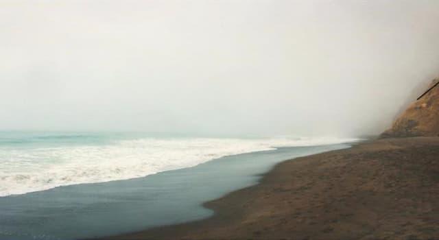 Geografia Pytanie-Ciekawostka: Gdyby Ocean Spokojny został opróżniony, które z tych kontynentów mogłyby się w nim zmieścić?