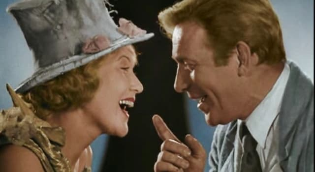 Фільми та серіали Запитання-цікавинка: Кадр якого фільму 30-х років представлений на фотографії?