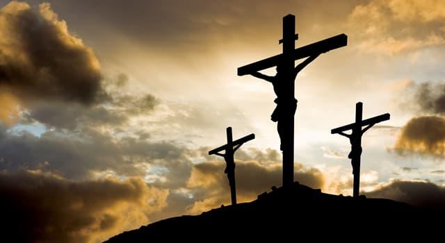 Культура Запитання-цікавинка: Як називався пагорб, де, згідно з Новим Заповітом, був розп'ятий Ісус Христос?