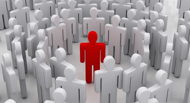 Суспільство Запитання-цікавинка: Як називають зміну в думці людини під впливом тиску з боку людини або групи людей?
