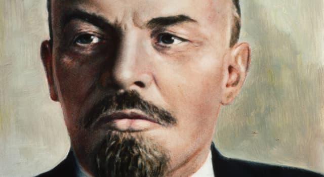 Суспільство Запитання-цікавинка: Як звали дружину Володимира Ілліча Леніна?