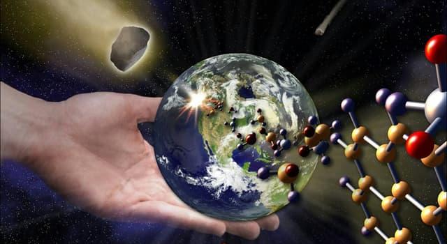 Наука Запитання-цікавинка: Яка наука досліджує можливість існування позаземного життя?