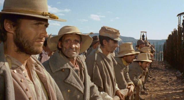 Фільми та серіали Запитання-цікавинка: Які актори знялися у фільмі «Хороший, поганий, злий»?