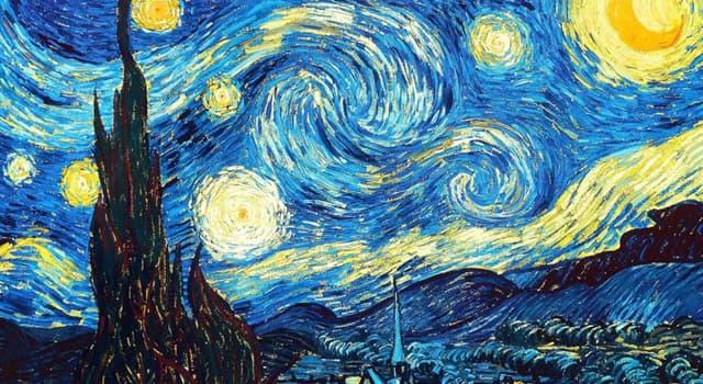 Культура Запитання-цікавинка: Яку частину тіла відрізав собі Ван Гог?