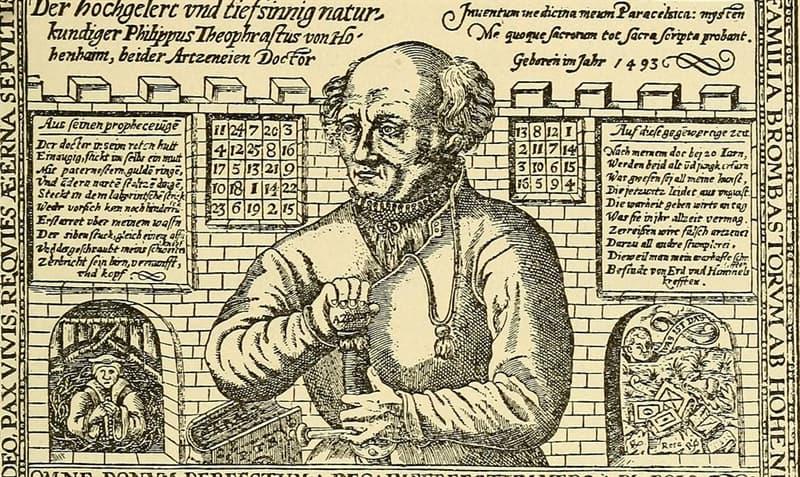 Історія Запитання-цікавинка: Ким був Філіп авреолі Теофраст Бомбаст фон Гогенгейм?