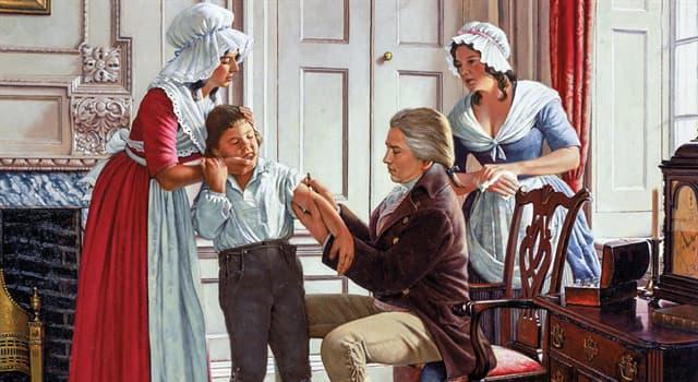 historia Pytanie-Ciekawostka: Kto próbował przypisać sobie zasługę za wynalezienie szczepionki przeciwko ospie?