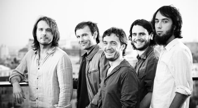 Культура Запитання-цікавинка: Хто є лідером і вокалістом української рок-групи «Океан Ельзи»?