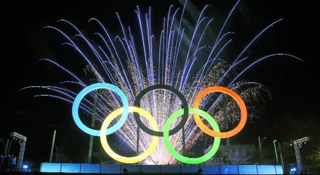 sport Pytanie-Ciekawostka: Które miasto amerykańskie najpierw wygrało, a później wycofało się organizacji Igrzysk Olimpijskich?