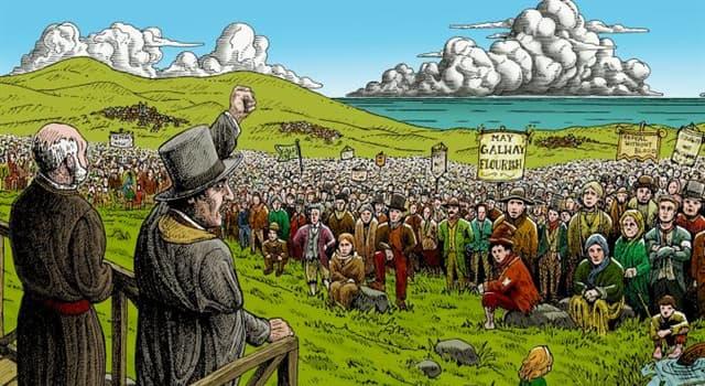 społeczeństwo Pytanie-Ciekawostka: Który irlandzki polityk jest znany jako Wyzwoliciel?