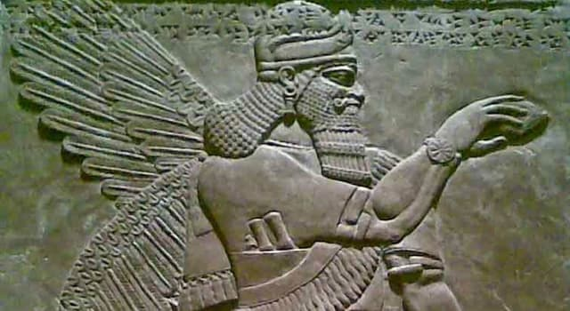 Culture Trivia Question: Marduk was the chief god of which people?