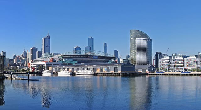 Geography Trivia Question: Melbourne is the most populous city in which Australian state?