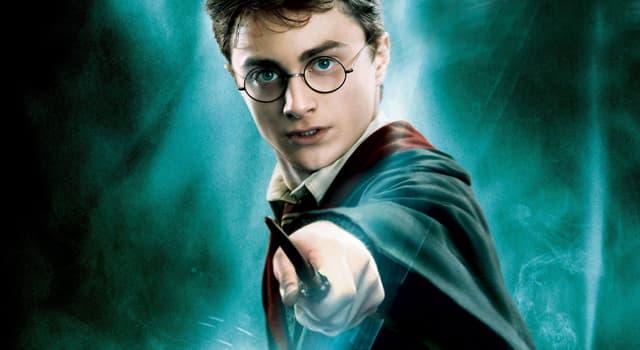 Культура Запитання-цікавинка: На якому факультеті вчився Гаррі Поттер в Гоґвортсі?