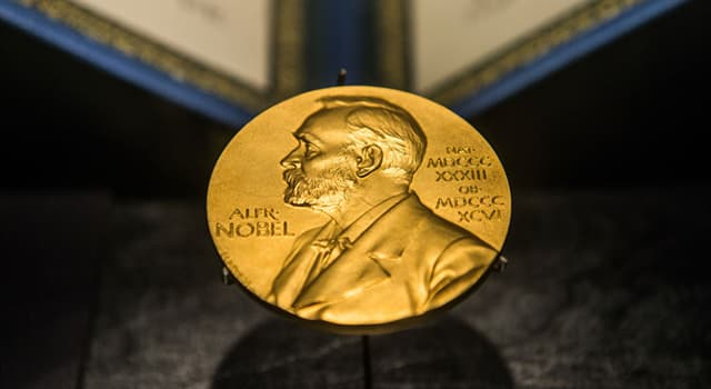 Culture Trivia Question: Who was the first person to win a Nobel Prize and an Oscar?