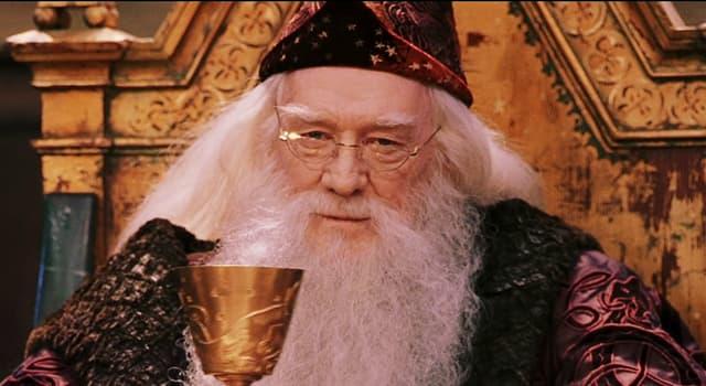 """Культура Запитання-цікавинка: Назвіть повне ім'я директора Хогвартс, Дамблдора, з серії """"Гаррі Поттер""""?"""