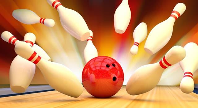 Спорт Запитання-цікавинка: Від якої гри стався боулінг?