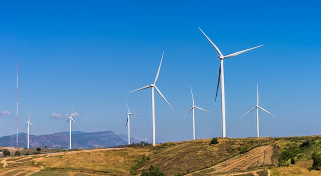 Geography Trivia Question: Outside which city would you find the Van Stadens Wind Farm?