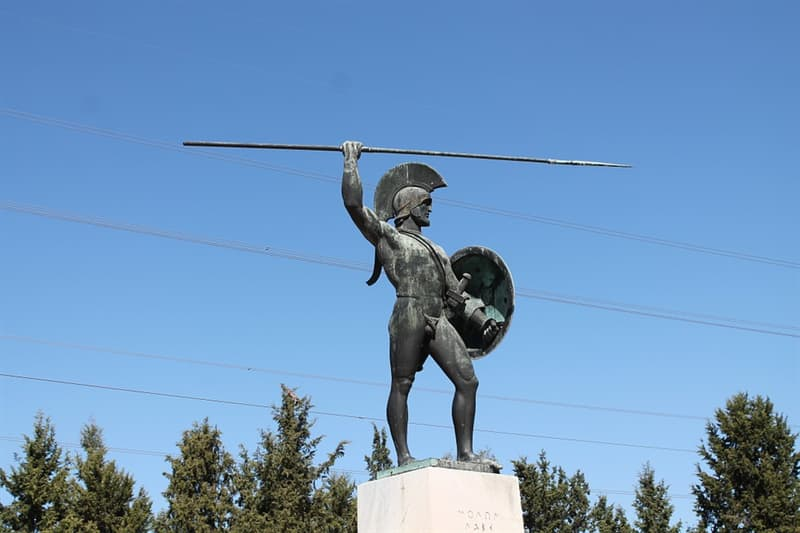 Historia Pregunta Trivia: ¿Quién fue Leónidas?