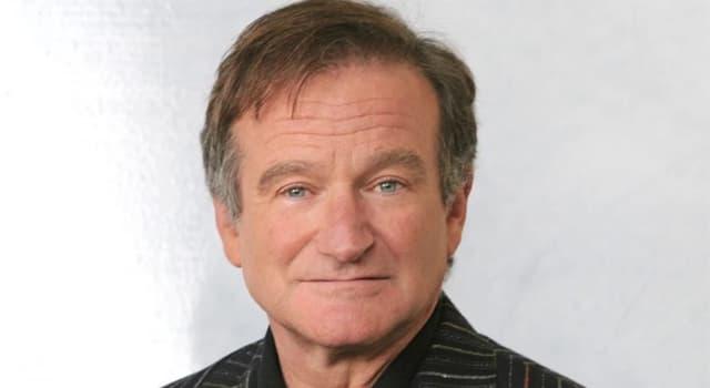 """Film & Fernsehen Wissensfrage: Robin Williams gewann 1998 den Oscar in der Kategorie """"Bester Nebendarsteller"""" i welchem Film?"""