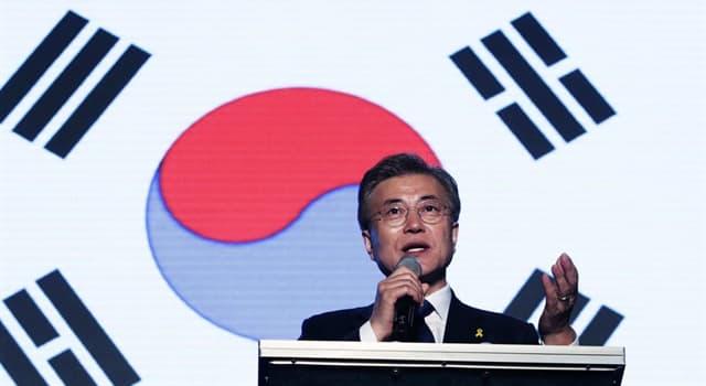 """historia Pytanie-Ciekawostka: """"Słoneczna polityka"""" to polityka Korei Południowej względem którego kraju?"""