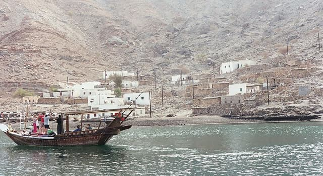 Geography Trivia Question: The Musandam Governorate is part of which Middle Eastern country?