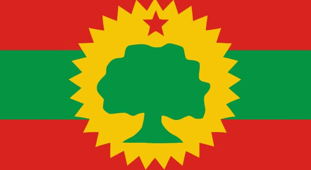 History Trivia Question: The Oromo Liberation Front was founded to oppose perceived colonisation by which African country?