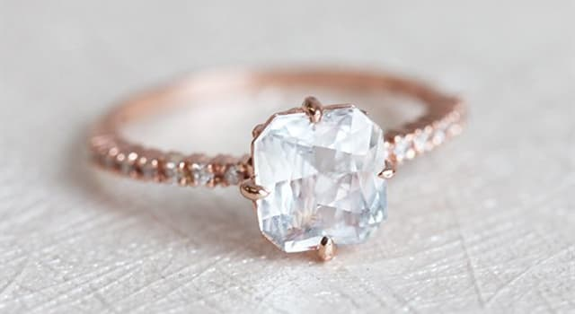 Science Trivia Question: The term 'sapphire' is not used for which colour of corundum stone?