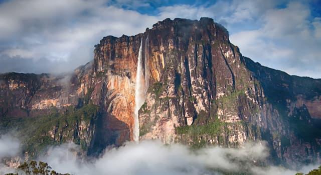 Geographie Wissensfrage: Um wievielmal ist der Salto Ángel, der höchste Wasserfall der Erde, höher als die Niagarafälle?