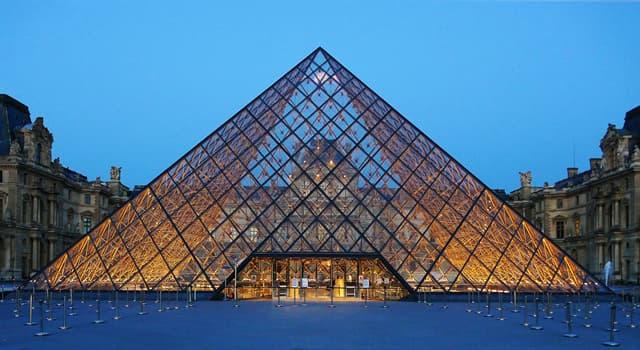Культура Запитання-цікавинка: В якому місті знаходиться Лувр?