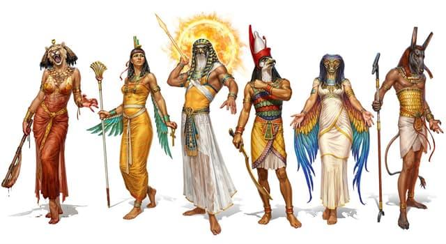 Kultura Pytanie-Ciekawostka: W formie czego przedstawiany był egipski bóg Sobek?